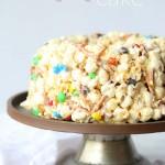 Image of a Popcorn Cake