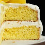LEMONADE CAKE! This is an easy cake with lemonade concentrate added right into the batter AND the frosting. It's a MUST MAKE!