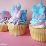 Image of Cotton Candy Cupcakes