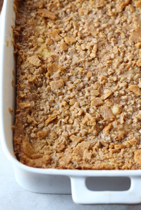 EPIC Pumpkin Dump Cake! My most requested dessert of the fall!