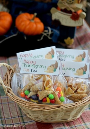 Thanksgiving Bugles