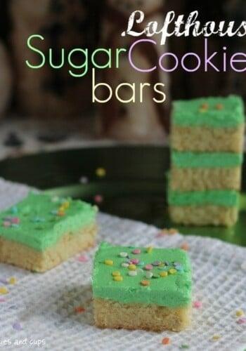 Image of Lofthouse Sugar Cookie Bars