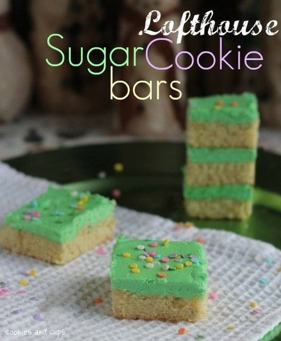 Image of Lofthouse Sugar Cookie Bars