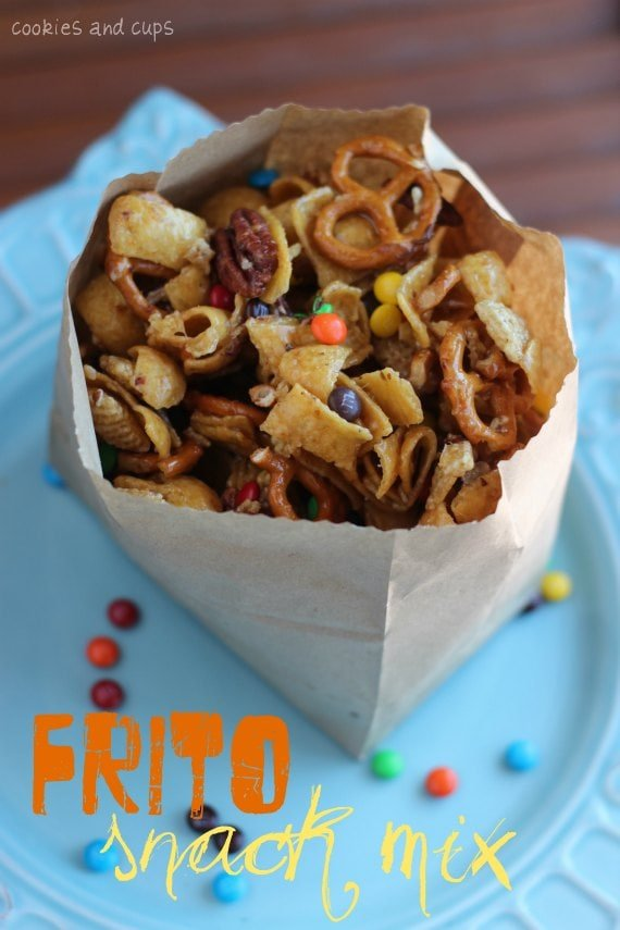 Frito Snack Mix - Recipe Girl