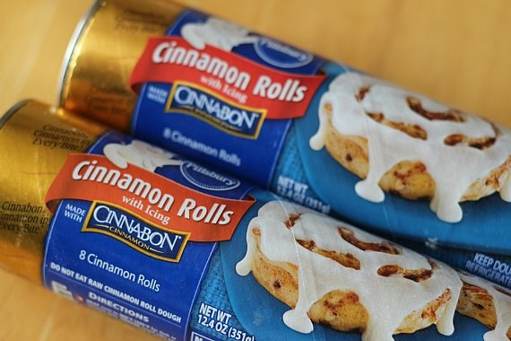 Canned cinnamon rolls are the key ingredient in this easy recipe for Cinnamon Roll Monkey Bread.