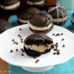 Image of Chocolate Chip Cookie Dough Whoopie Pies