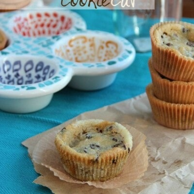 The Ultimate Cookie Cup