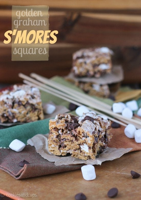 Image of S'mores Squares