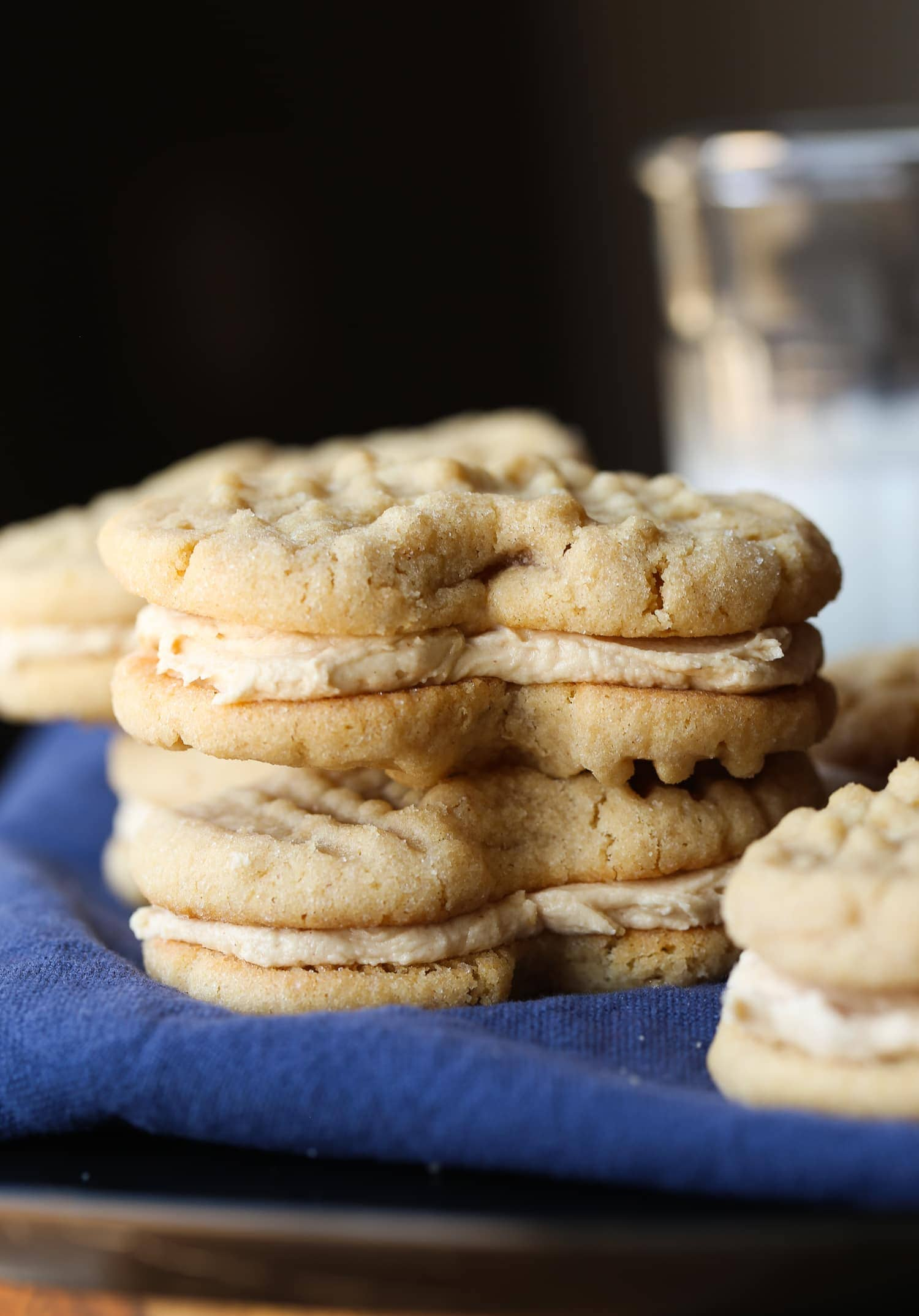 Cake Mix Cookies Recipes Peanut Butter