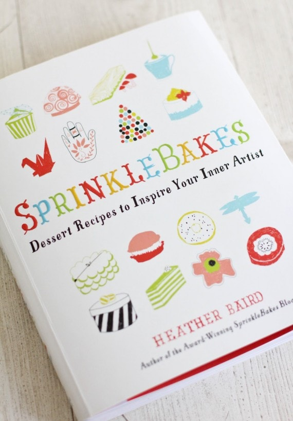 SprinkleBakes cookbook cover