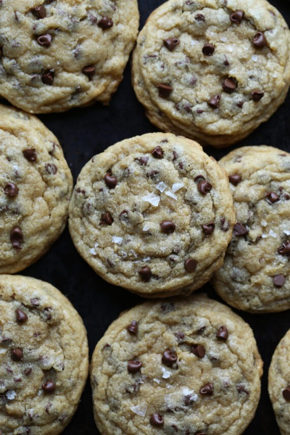 My Favorite Chocolate Chip Cookie Recipe is an easy cookie recipe