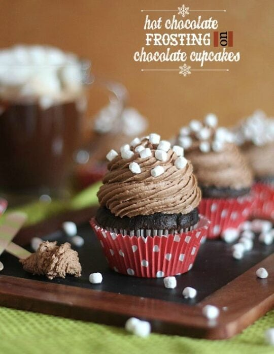 Title Image for Hot Chocolate Frosting