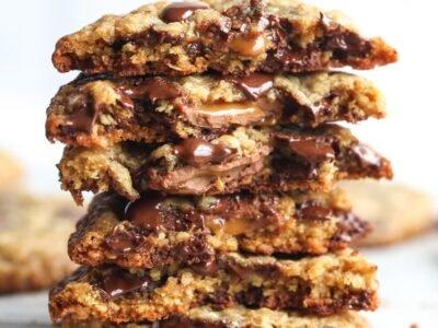 Stack of Carmelita Cookies
