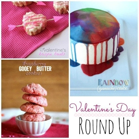 Valentine's Day Round Up | Cookies and Cups