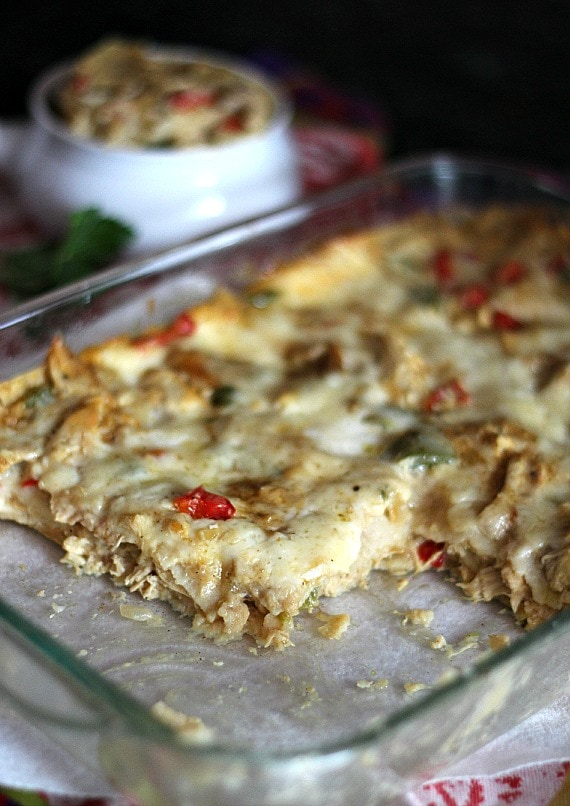 King Ranch Chicken | Cookies and Cups