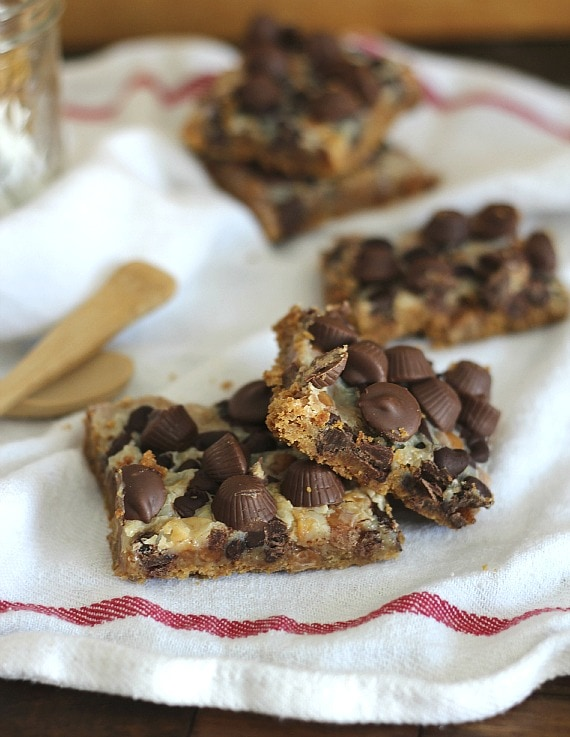 Blizzard Bars | Cookies and Cups