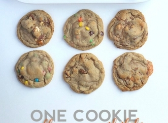 The Perfect Cookie Base | Cookies and Cups