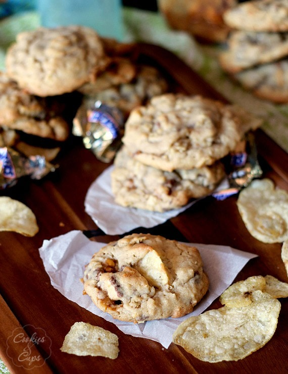 Late Night Snack Cookies | Cookies and Cups