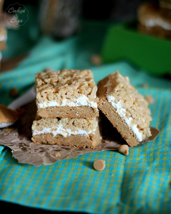 What A Cluster Bars   Cookies and Cups