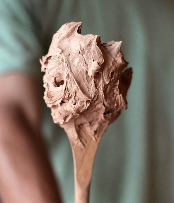 Dessert Game Changer: Two-Ingredient Chocolate Buttercream