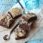 Milk Chocolate Coconut Brownies | Cookies and Cups