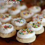 My Favorite Soft Sugar Cookies are like the Lofthouse Cookies
