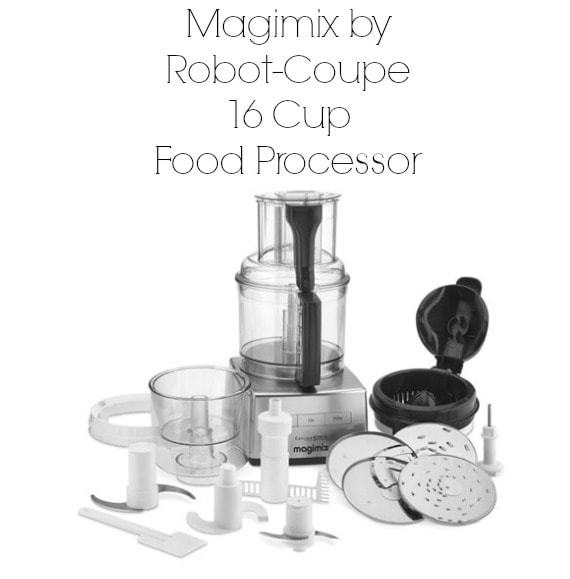 magimix by robot coupe 16 cup food processor giveaway cookies and cups. Black Bedroom Furniture Sets. Home Design Ideas