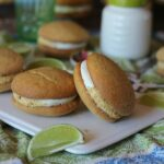 Key Lime Whoopie Pies | Cookies and Cups