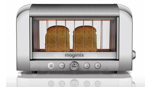 magimix colored vision toaster giveaway cookies and cups. Black Bedroom Furniture Sets. Home Design Ideas