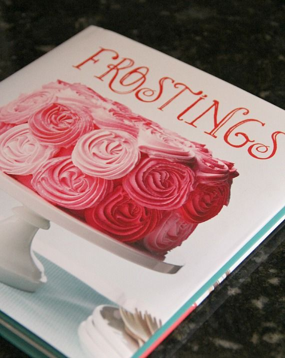 Frostings Cookbook Image