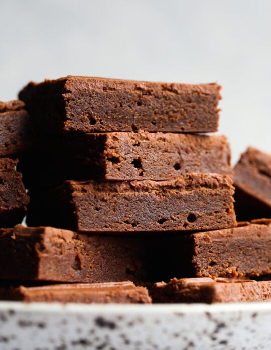 My kid's favorite brownie recipe ever@