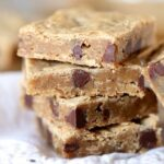 The Perfect Blondie Recipe is the best blondies recipe ever
