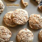 Butterfinger Cookies | Easy Cookie Recipe with Butterfinger Candies