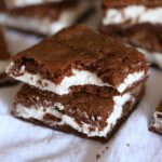 Image of Oreo Cream Filled Brownies