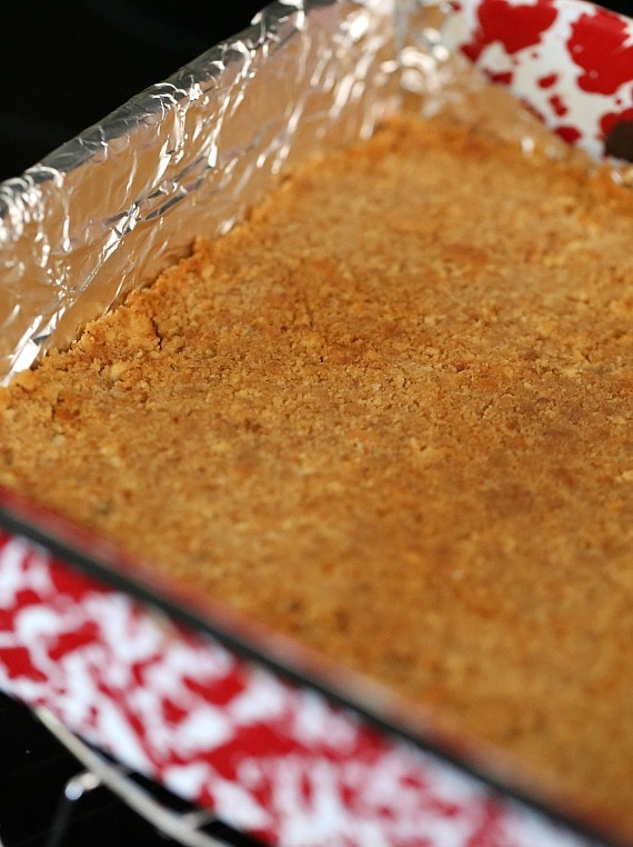 Nilla Wafer Baked Crust