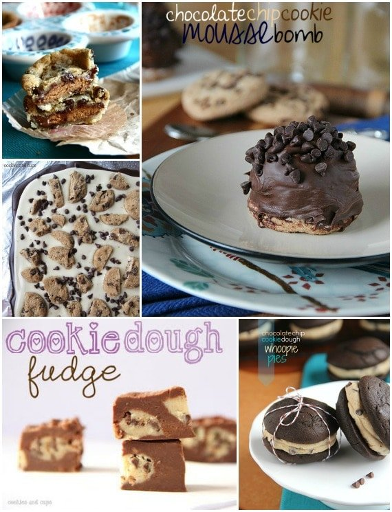 Chocolate Chip Cookie Treats