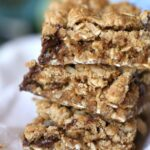 Image of Salty Chocolate Chip Oatmeal Bars