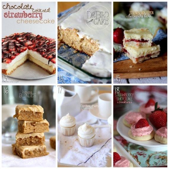 Best Fruit Desserts!