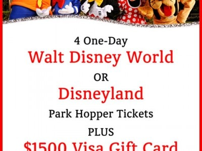 CliqueMe Mobile Disney Giveaway!