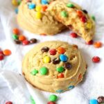 The Best M&M Cookie Recipe