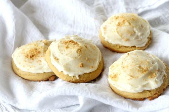 Banana Pie Cookies