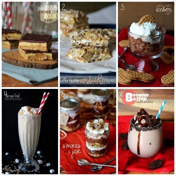 The Best NO Bake Desserts!