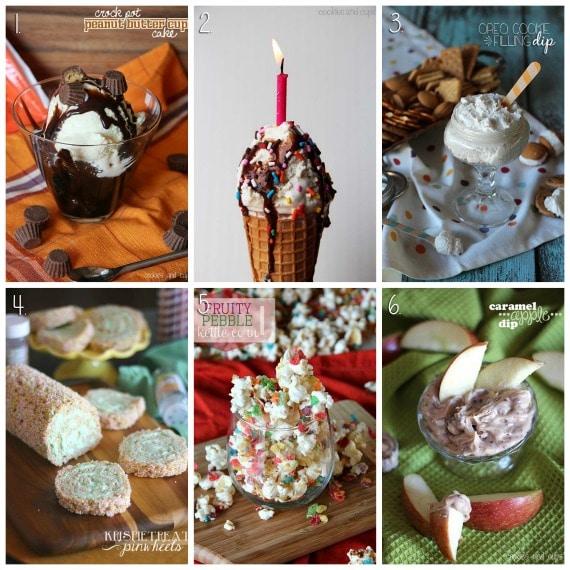 Best No Bake Desserts ~ Great ideas!