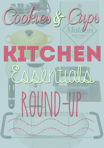 My Current Kitchen and Baking Essentials