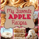 My Favorite Apple Recipes