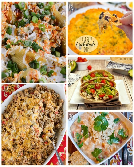 50 DInner Ideas Using Rotisserie Chicken