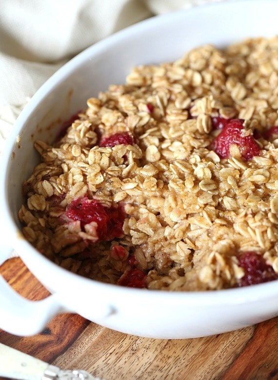 Baked Oatmeal.. a new favorite!