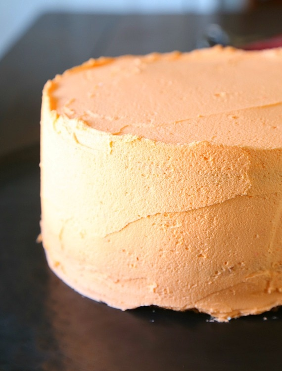 How Much Food Coloring To Make Orange Frosting
