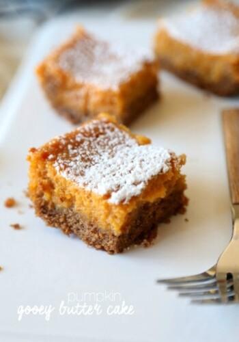 Image of Gooey Pumpkin Butter Cake
