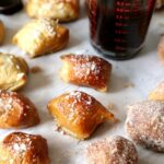 Soft Pretzel Bites... Salty or CInnamon Sugar these are SO AMAZING!!